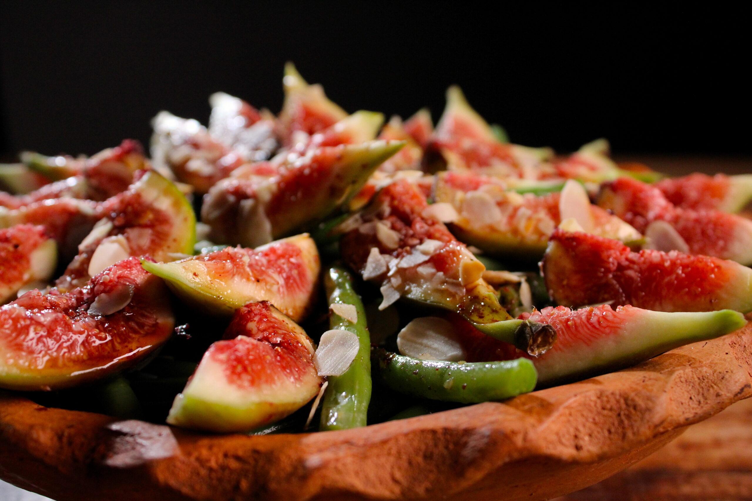 salade-vijgen-sperziebonen-a-la-damaris