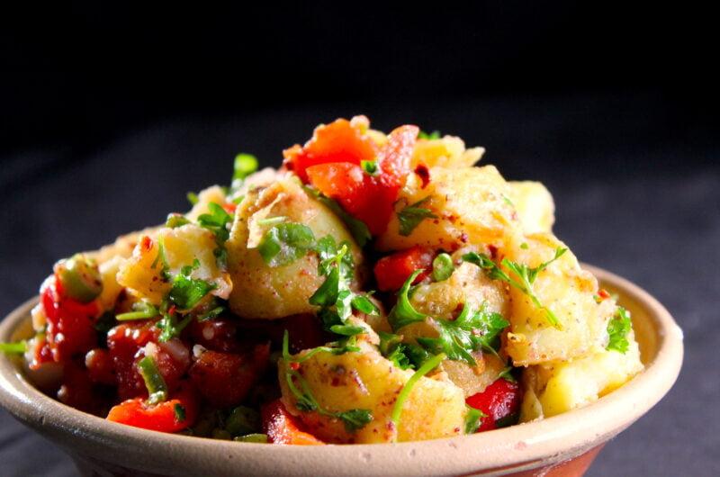 Patatas salatasi