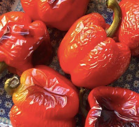gegrilde-rode-paprika-a-la-damaris