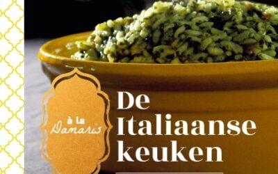 Het Receptenboek: De Italiaanse keuken