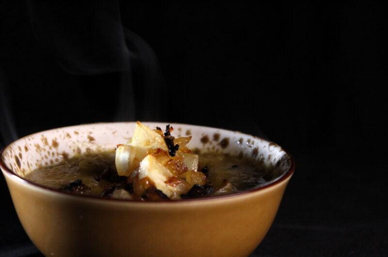 Zachte soep uit Imlil