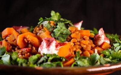 Lebanese lentils