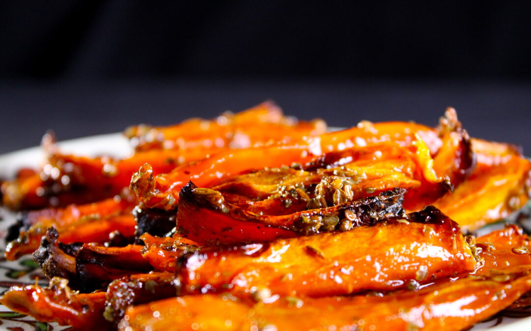 Sticky wortels