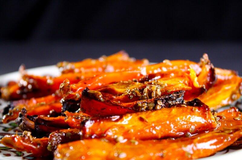 Sticky carrots