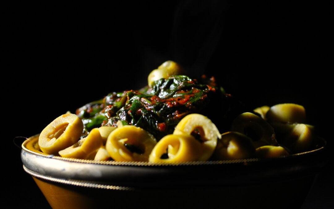 Algerijnse spinazie