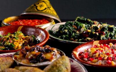 Catering: Libanese mezze bij jou thuis