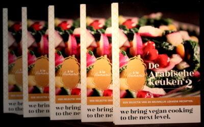 Het Receptenboek 'De Arabische Keuken 2'