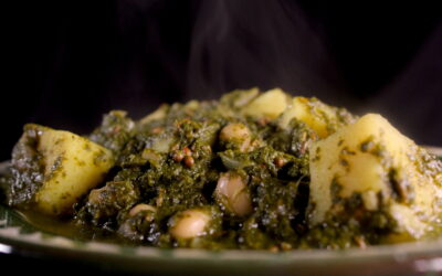 Tunisian spinach