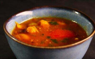 Zondagmiddag Zaynab soep