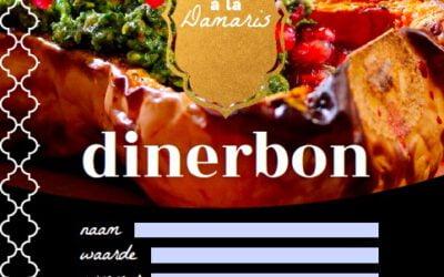Dinerbon | restaurant à la Damaris